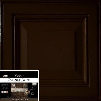2 qt. Cocoa Couture Cabinet Paint Kit