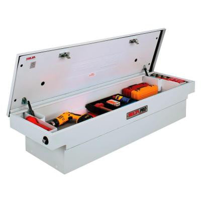Delta Pro 71 in. Steel Single Lid Full-Size Crossover Tool Box