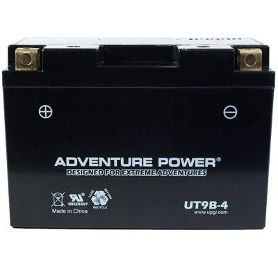 Sealed AGM 12-Volt 8 Ah Capacity K Terminal Battery