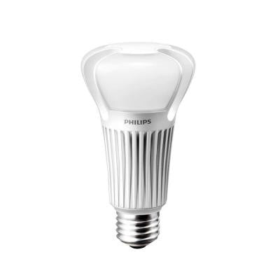75W Equivalent Soft White (2700K) A21 Dimmable LED Light Bulb