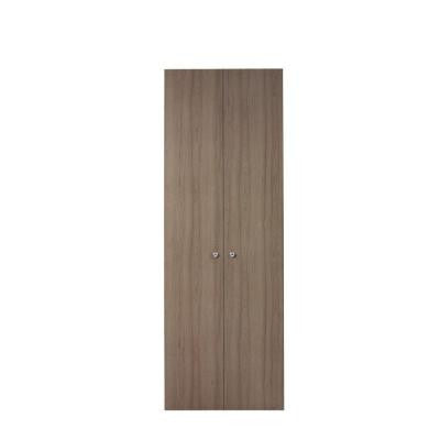 Hudson 79.75 in. H Natural Closet Doors (Set of 2)