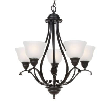 Linda 5-Light Chandelier
