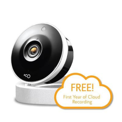 Wireless Wi-Fi 720P Indoor HD Security Camera