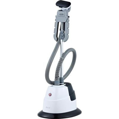 Performance Series Garment Steamer in Black and White
