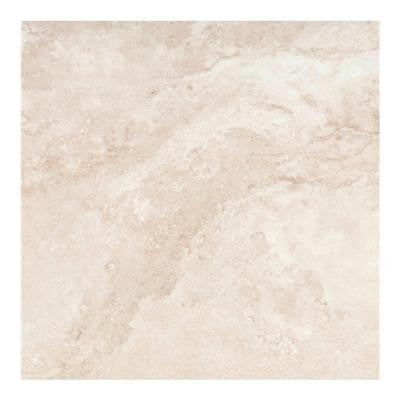 Tuscany Grey 13 in. x 13 in. Porcelain Floor and Wall Tile (12.9 sq. ft. / case)