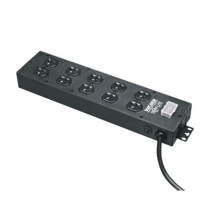 10-Outlet 120V 15 ft. Multiple Outlet Strip