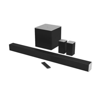 40 in. 5.1-Channel Soundbar System with Wireless Powered Subwoofer and Bluetooth