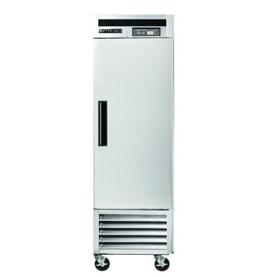 23 cu. ft. Stainless Steel Reach in Freezer with Stainless Exterior and Interior