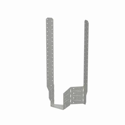 3-5/8 in. x 22 in. Adjustable Truss Hanger Skewed Left