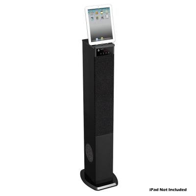 2.1 Channel Sound Tower System for iPod/iPhone/iPad