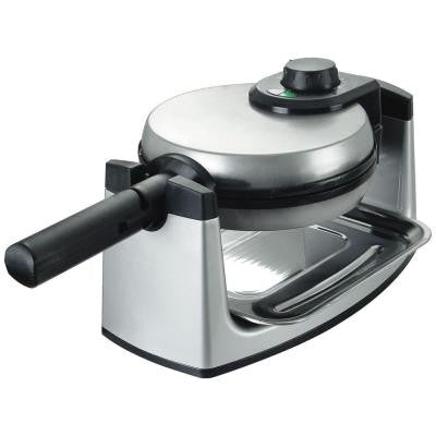 7 in. Waffle Maker in Stainless Steel