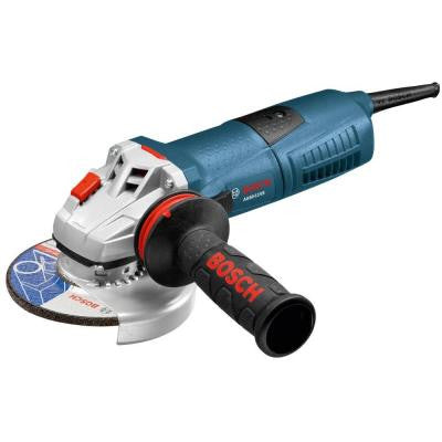 11 Amp 5 in. Corded Variable Speed Angle Grinder