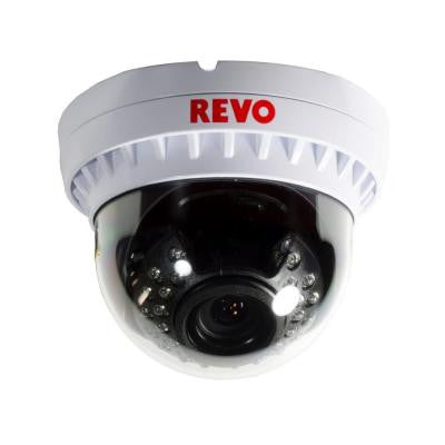 Elite 900TVL Indoor/Outdoor BNC Vandal Proof Dome Surveillance Camera with 100 ft. Night Vision