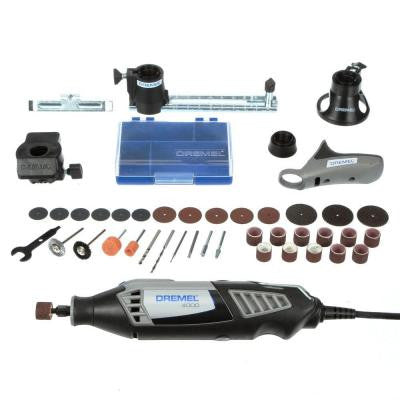 4000 Series 120-Volt Corded Rotary Tool Kit