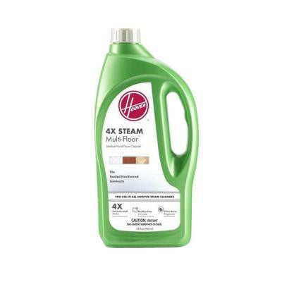 Steam Multi-Floor 4X Cleaning Solution
