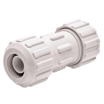 FloLock 3/4 in. PVC Push to Fit Coupling