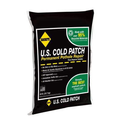 50 lb. U.S. Cold Patch