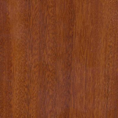 Regal Cherry Woodgrain Ceiling and Wall Plank - 5 in. x 7.75 in. Take Home Sample