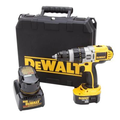 14.4-Volt Ni-Cad XRP 1/2 in. Cordless Drill/Driver Kit