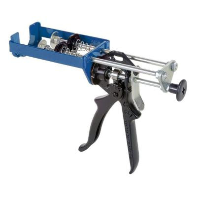 75 ml x 75 ml Dual Cartridge Pneumatic Epoxy Applicator Gun
