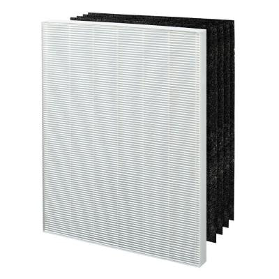 1 Year Replacement Filter Set with 1-True HEPA + 4 Carbon Pre- Filters, Fits P150 and Size 17 Air Cleaner Model