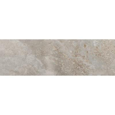 Lucerne Matterhorn 3 in. x 13 in. Single Bullnose Porcelain Floor Tile