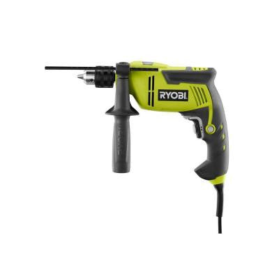Reconditioned 6.2 Amp 5/8 in. Corded Variable Speed Reversing Hammer Drill