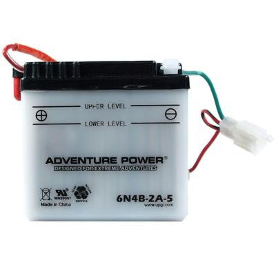 Dry Charge AGM 12-Volt 21 Ah Capacity D Terminal Battery