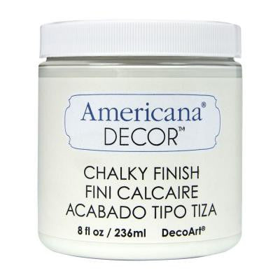 8 oz. Lace Chalky Finish