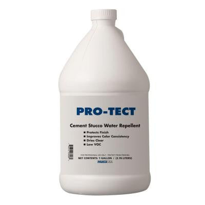 Pro-Tect 1-Gal. Cement Stucco Water Repellent