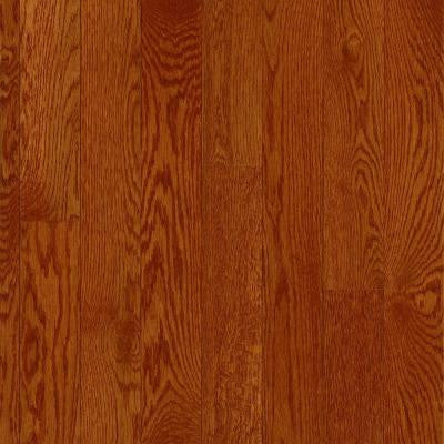 American Originals Ginger Snap White Oak 3/4 in. Thick x 3-1/4 in. Wide Solid Hardwood Flooring (22 sq. ft. / case)