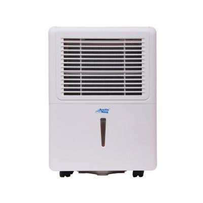 70 Pt. Dehumidifier EStar 115-Volt in White