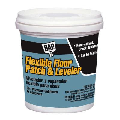 Gray 128 oz. Flexible Floor Patch and Leveler