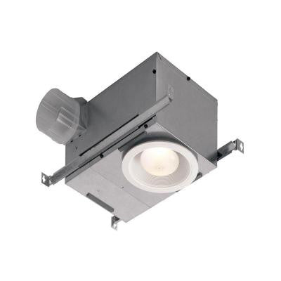 70 CFM Ceiling Exhaust Fan with Light, ENERGY STAR
