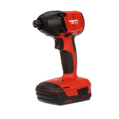 SID 18-Volt Lithium-Ion 1/4 in. Hex Cordless Compact Impact Driver