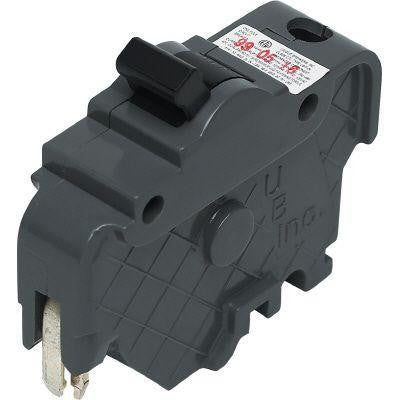 Thick 40-Amp 1 in. Single-Pole Type F UBI Replacement Circuit Breaker