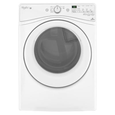Duet 7.3 cu. ft. Gas Dryer in White