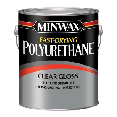 1 gal. Gloss Fast-Drying Polyurethane (2-Pack)
