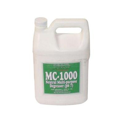 MC-1000-8 1 Gal. Jug Organic Neutral Cleaner Degreaser (at 50% Concentrate) (6-Pack) (Available Cherry Scent)