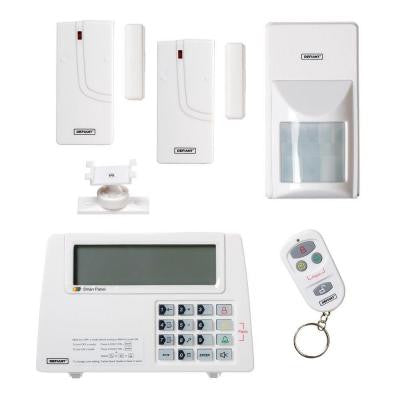 Home Security Wireless Home Protection System