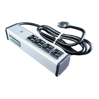 15 ft. 4-Outlet Compact Power Strip
