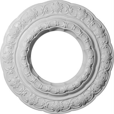 15-3/8 in. Lisbon Ceiling Medallion