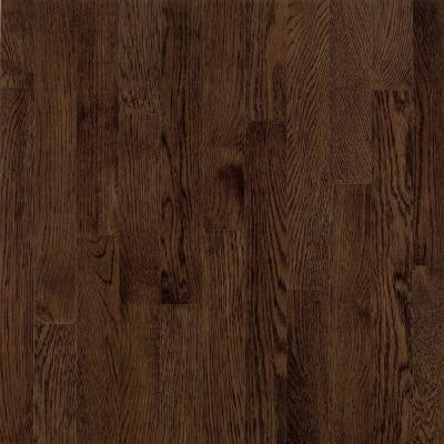 American Originals Barista Brown Oak 3/4 in. x 2-1/4 in. Wide x Random Length Solid Hardwood Flooring (20 sq. ft. /case)