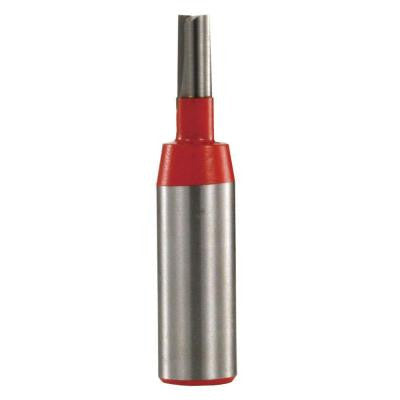 7/32 in. x 1/2 in. Carbide Plywood Mortise Router Bit