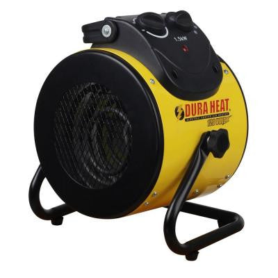 1,500-Wat 120-Volt Electric Forced Air Heater