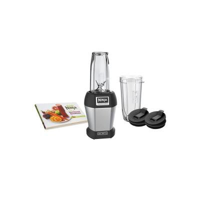 Professional Blender in Black and Silver