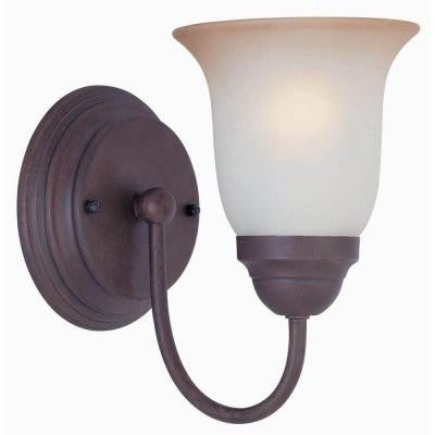 1-Light Nutmeg Sconce