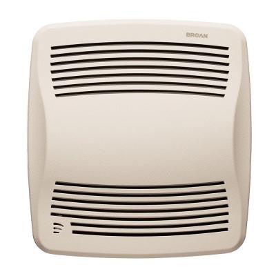 QTX Series Very Quiet 110 CFM Ceiling Humidity Sensing Bath Fan, ENERGY STAR Qualified