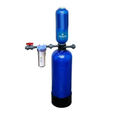 Whole House Water Filtration Chloramine System