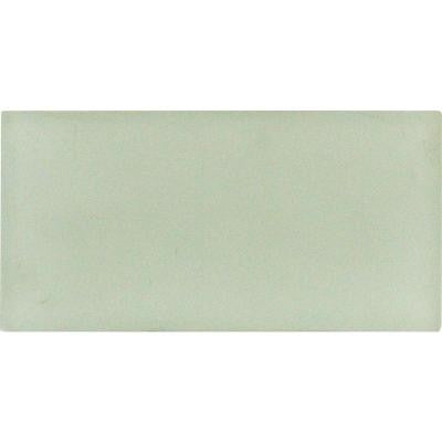 Arctic Ice 6 in. x 12 in. Glass Wall Tile